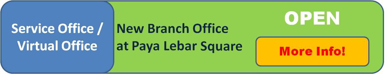 Service Office at Paya Lebar Square